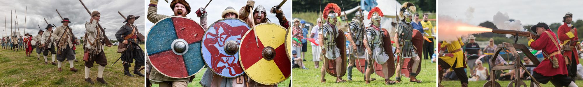 2016 ECWS Vikings Romans and Militia