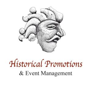 Historical Promotions & Event Management Logo